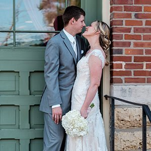 Eastern Iowa wedding photography
