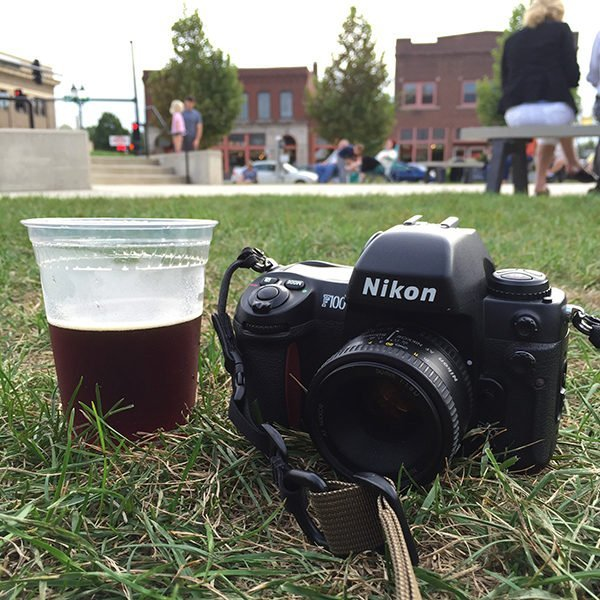 Featured image for Nikon F100 review